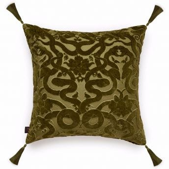 ANACONDA_LARGE_VELVET_JACQUARD_CUSHION_OLIVE_GREEN_HOUSE_OF_HACKNEY_1.jpg