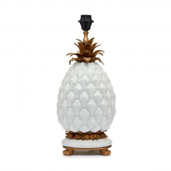HOUSE OF HACKNEY ANANAS Pineapple Lampstand - Off White - US