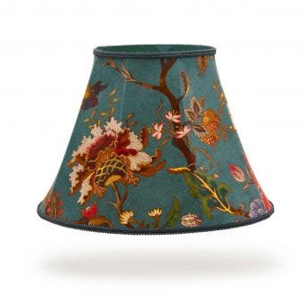 ARTEMIS Marlow Table Lampshade - Petrol