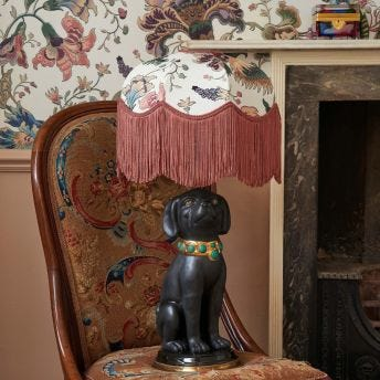 DOG Lampstand - Black