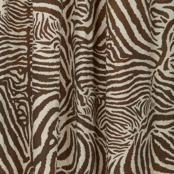 EQUUS Cotton Linen Curtain - Cocoa