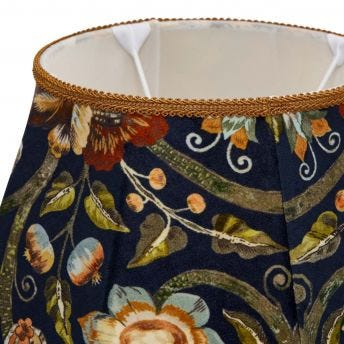 GAIA Marlow Table Lampshade - Midnight