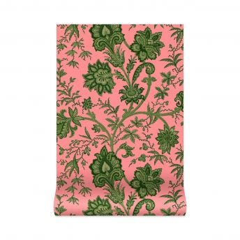 INDIENNE Wallpaper - Amaranth