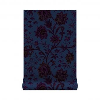 INDIENNE Wallpaper - Cobalt