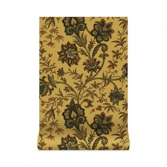 INDIENNE Wallpaper - Ochre