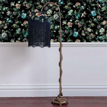 ROSETTA Oriella Table Lampshade - Noir