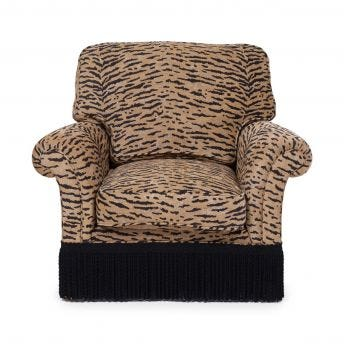 TIGRE Bartley Chair - Taupe